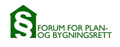 Forum for plan og bygningsrett - forsiden